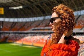 """Спорт, май и красота: Эффектные девушки со стадиона """"Мордовия Арена"""""""