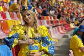 Украинские красавицы, без которых бы не получилось взять первые три очка на Евро-2020