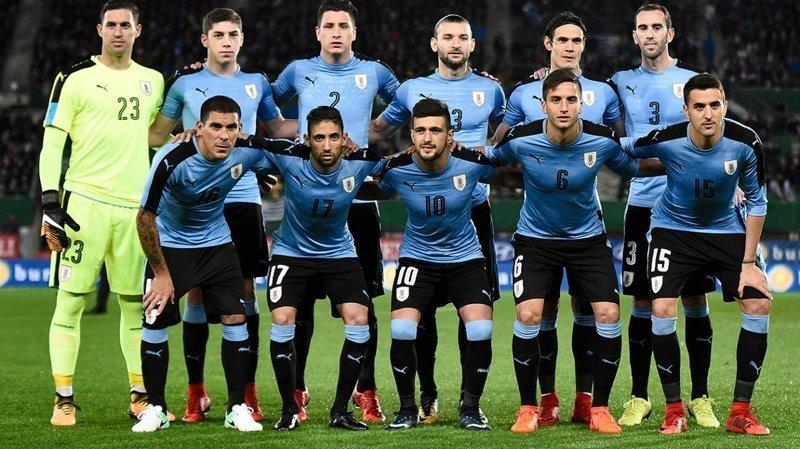 Кто в группе займёт первое место или немного о сборной Уругвая