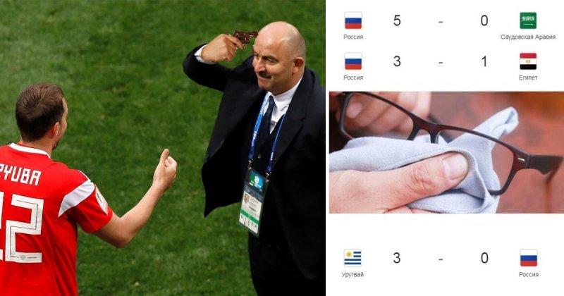 Сборная России, мы скучали: реакция соцсетей на 0:3 с Уругваем