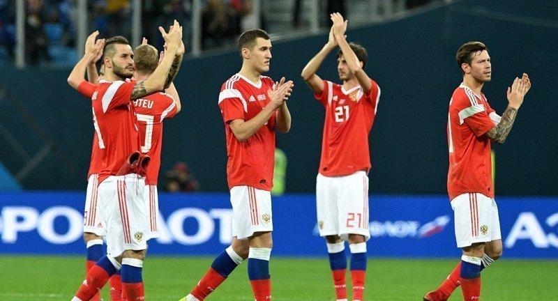 Российские футболисты ничего не получат от России за ЧМ