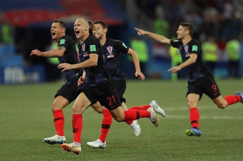 Самая страстная игра мундиаля: Хорваты смогли вырваться в полуфинал ЧМ-2018