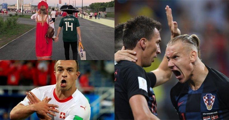 13 громких скандалов Чемпионата мира по футболу 2018