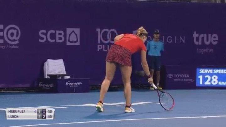 Убийство на корте: подающая мячи девочка шокировала теннисистку своим поступком