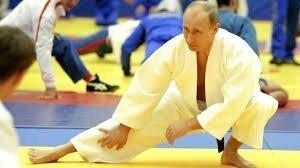 Путин рассказал о влиянии дзюдо на его настроение