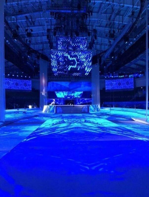 В Красноярске стартовала церемония открытия зимней Универсиады-2019