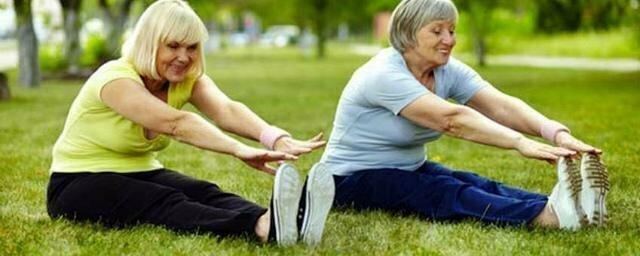 Физические нагрузки снижают риск смерти, даже если начаты после 40 лет