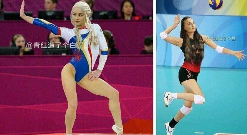 «Олимпийские игры престолов» или если бы «Игра престолов» участвовала в Олимпийских играх