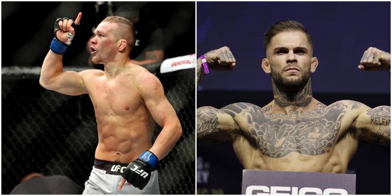 После победы российский боец ММА повздорил с бывшим чемпионом UFC