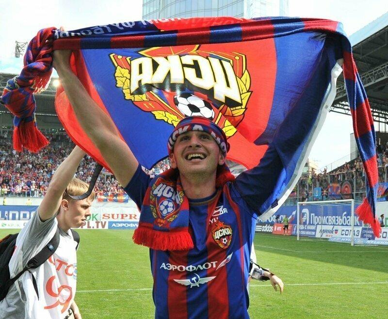 Футбольный клуб ЦСКА выставили на продажу