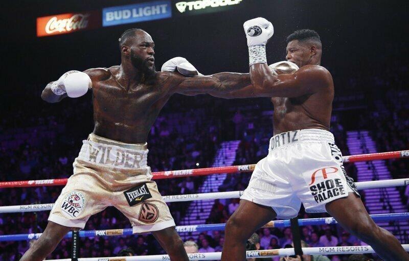 WBC назвали лучший нокаут 2019 года в боксе