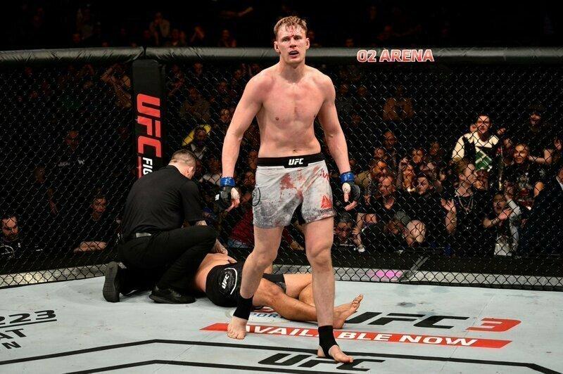 Российский боец UFC Волков рассказал о предстоящем «большом бое»