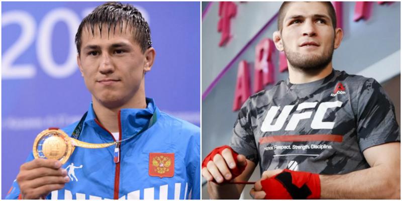 Нурмагомедов предложил борцу Власову заработать в UFC