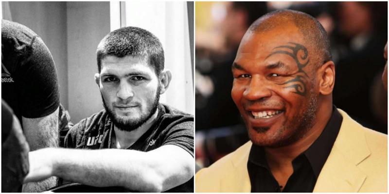 Хабиб Нурмагомедов начал интересоваться боксом