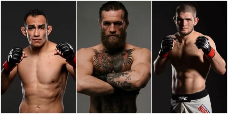 Фергюсон предложил Макгрегору и Нурмагомедову бросить UFC