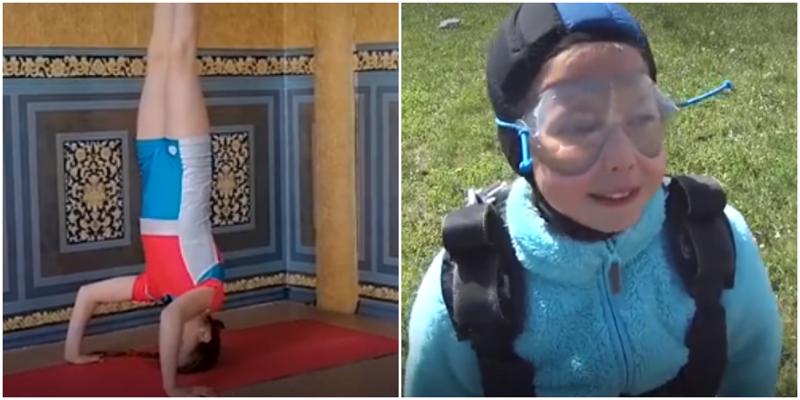 На самоизоляции российская школьница побила рекорд по рекордам