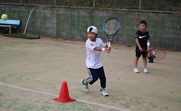 Будущие обладатели Большого шлема подрастают в Японии