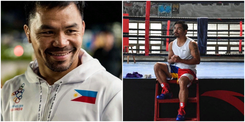 Чемпион мира по боксу решил стать президентом