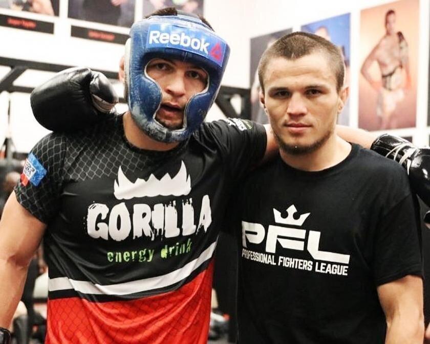 Брат Хабиба Нурмагомедова дебютирует в UFC