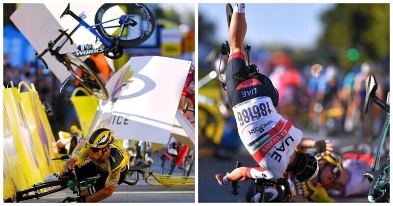 Авария на финише: велогонщик в коме, его сопернику грозит тюрьма