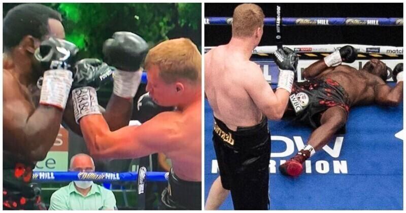 Лучший удар в карьере: Поветкин нокаутировал Уайта и стал временным чемпионом мира WBC