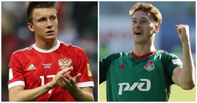 Названы самые дорогие футболисты России