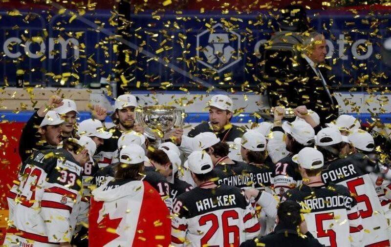 Канада, прости, что смеялись над тобой! Команда ноунеймов выиграла чемпионат мира