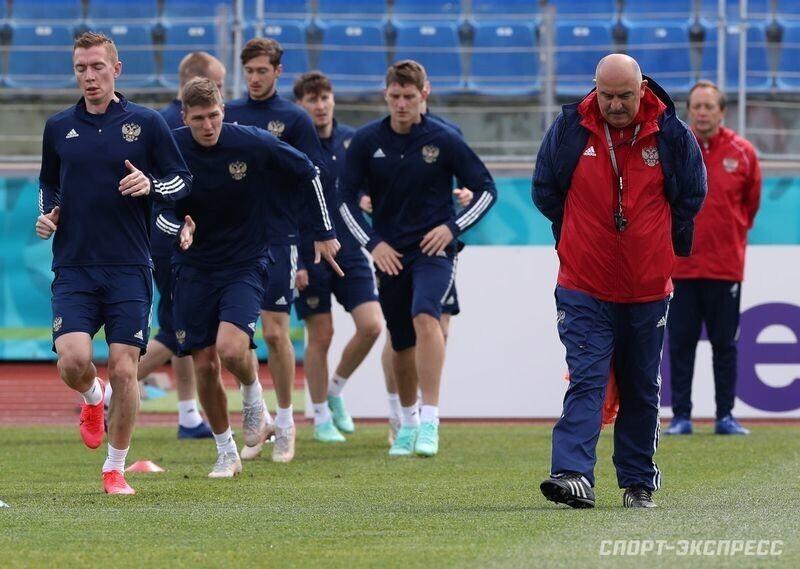 Без резких движений: какой состав выставить Черчесову на игру с Финляндией?