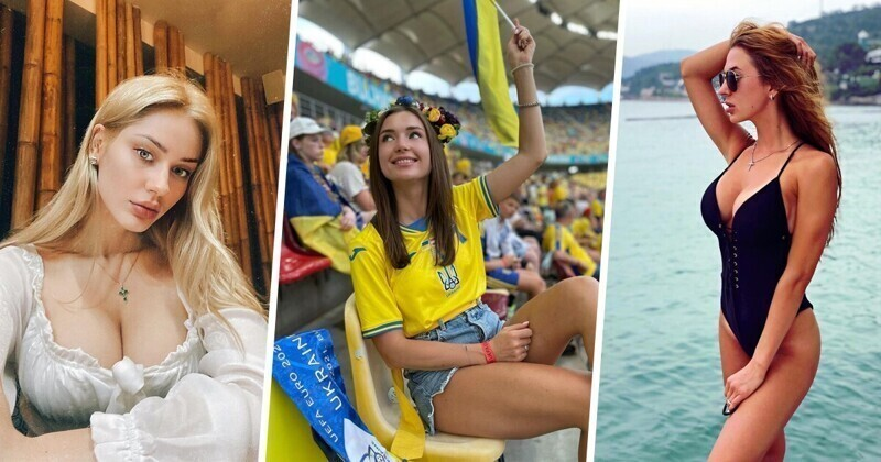 Девушки ЕВРО-2020: Сексуальные жены футболистов сборной Украины