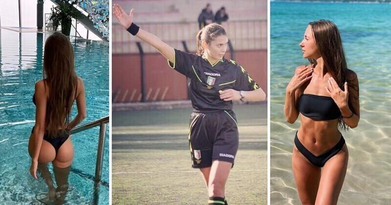 Самые сексуальные девушки-арбитры в истории мирового футбола