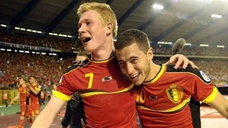 Тренер бельгийцев оценил состояние своих травмированных на Euro 2020 подопечных