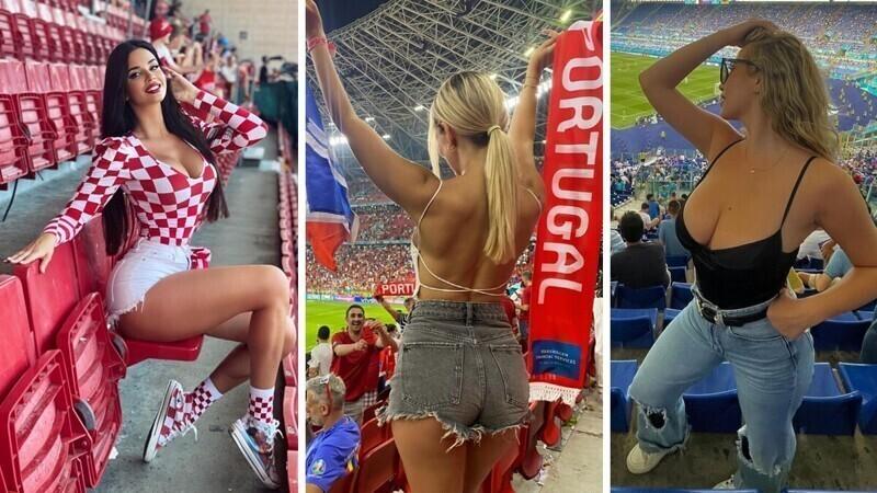 UEFA EURO 2020 - чемпионат самых сексуальных болельщиц