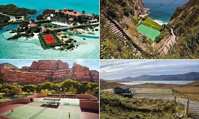 Десять малоизвестных, но крутых теннисных кортов