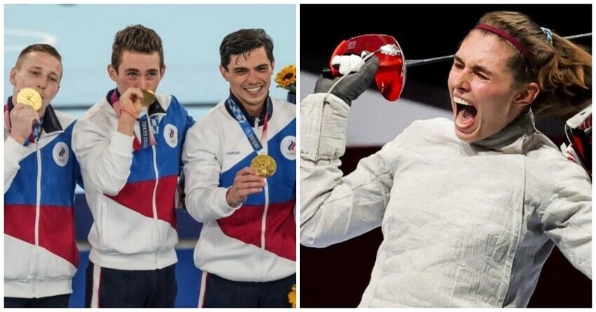 Раскрыта сумма гонораров российских атлетов за призовые места на Олимпиаде