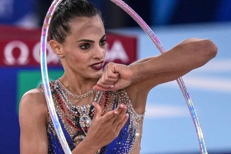 Линой Ашрам, ты хочешь остаться в истории Художественной гимнастки, которая на Олимпийских Играх стала эталоном: Подлости, Гнусности, Мерзости, не по твоей вине , но ты с этим согласилась!