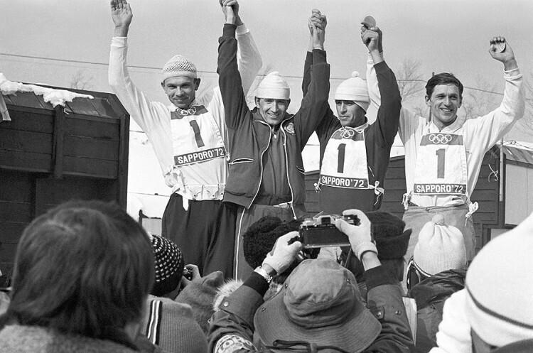 Три курьёзных ситуации, происшедших с советскими спортсменами на Олимпийских играх