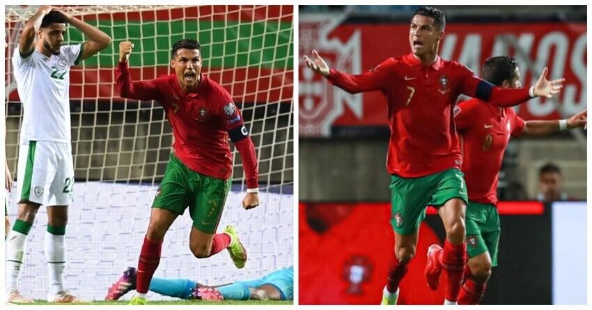 Роналду побил мировой рекорд по количеству голов за национальную сборную