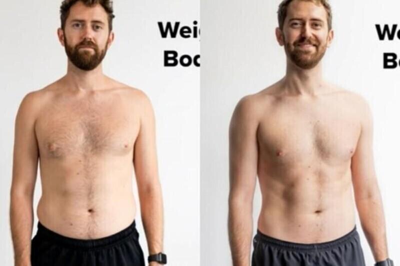Канадский блогер показал, как достичь хорошей формы без спортзала и диет
