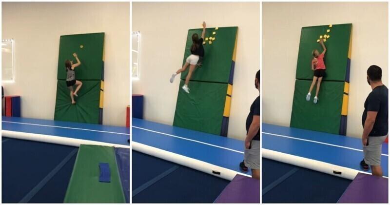 Игра «Кто выше прыгнет»