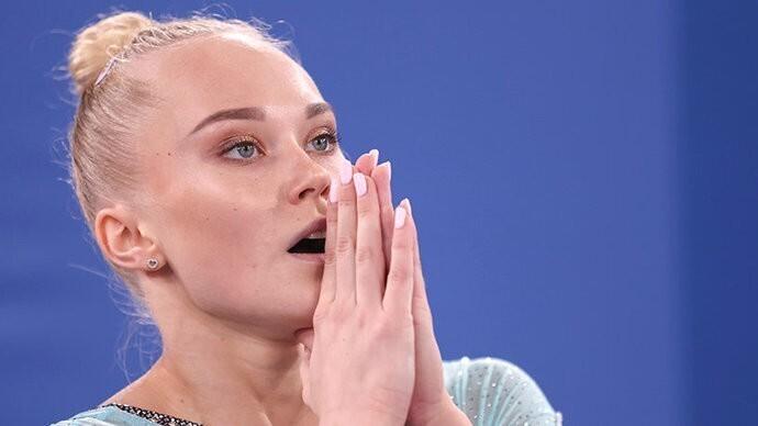 Японские судьи нагло отобрали «золото» у гимнастки Ангелины Мельниковой