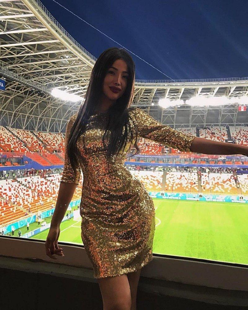 Такой футбол нам нужен! болельщицы, девушки, спорт, фанатки, футбол, чм-2018