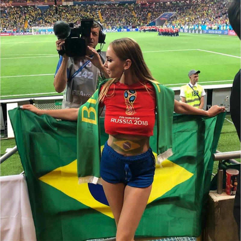 Бразильянки, как всегда, вне конкуренции