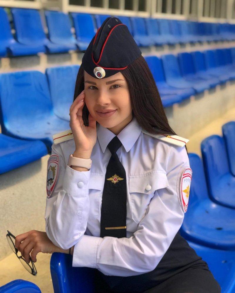 Иностранцы уже отметили, что русские полицейские - самые красивые полицейские в мире