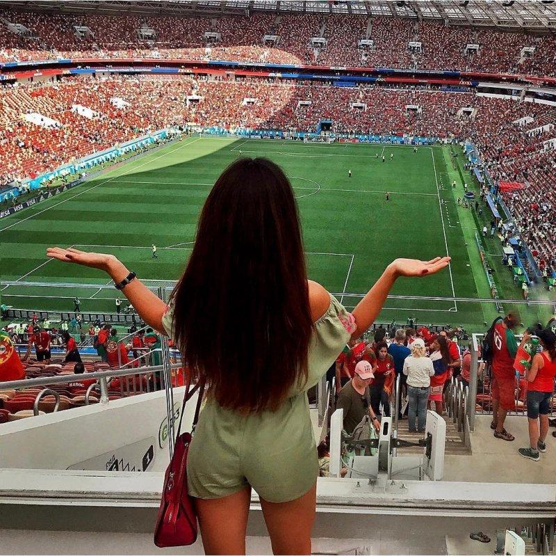 Так вот почему женатых мужиков не отпускают на стадионы ЧМ-2018