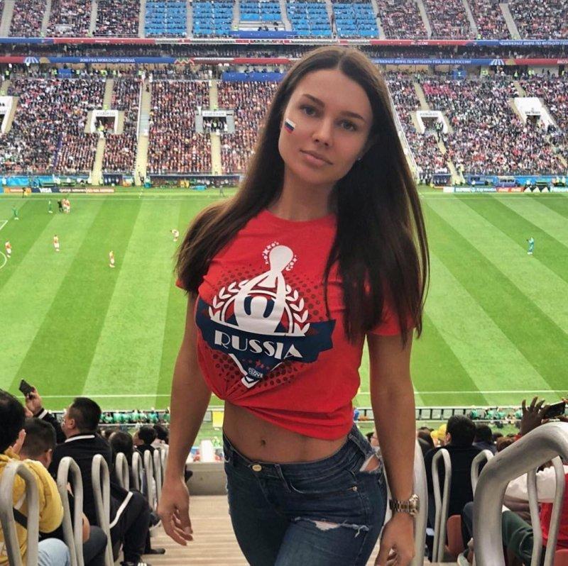 С такой поддержкой российские футболисты просто обязаны выигрывать ЧМ-2018