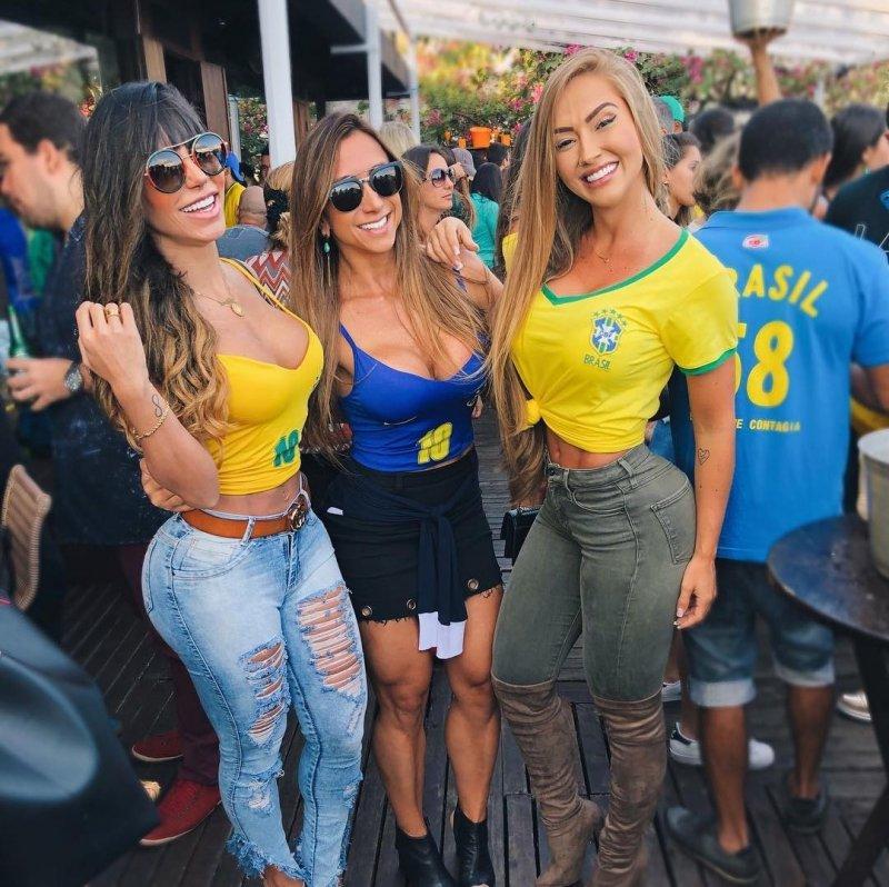 Это Бразилия, детка!