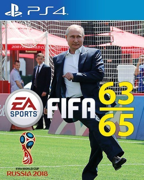 А вот и обложка для новой Fifa