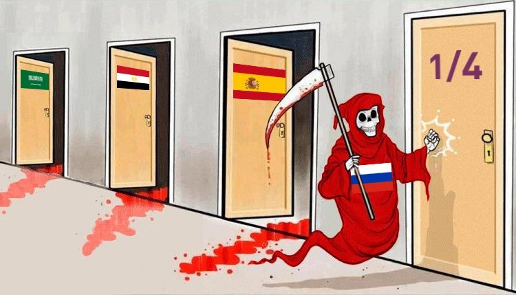 Хорватия, ты следующая! Акинфеев, Испания, Черчесов, прикол, россия, спорт, футбол, чм-2018, юмор