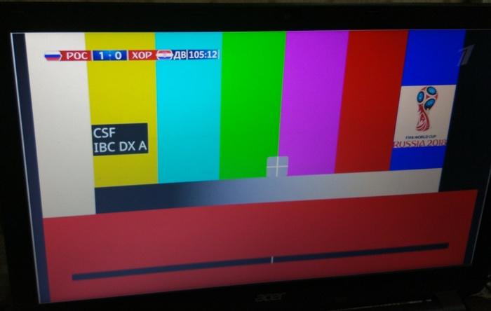 На центральных каналах уже провели репетицию матча. Будет 1:0 в пользу России Хорватия, прикол, россия, спорт, футбол, чм-2018, юмор