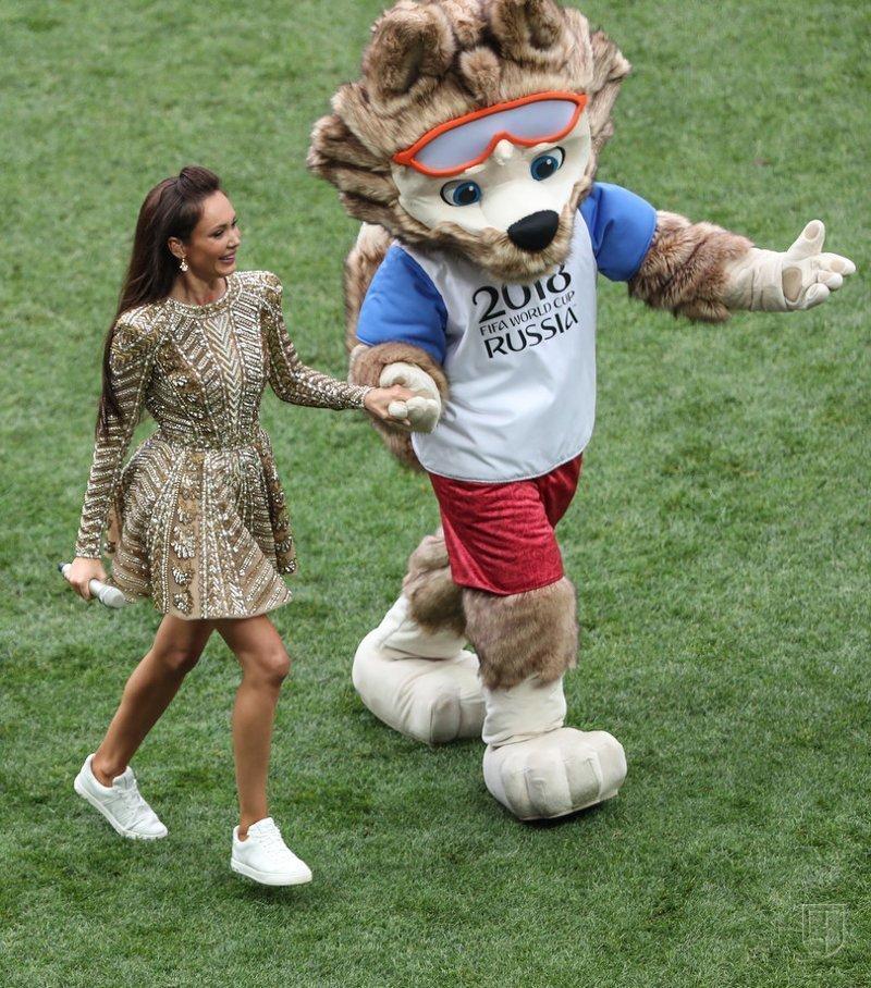 Тамбовский волк - вот товарищ. Франция, спорт, футбол, чм2018